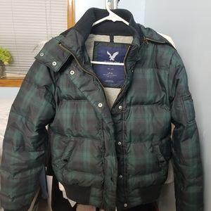 American Eagle Crop Jacket